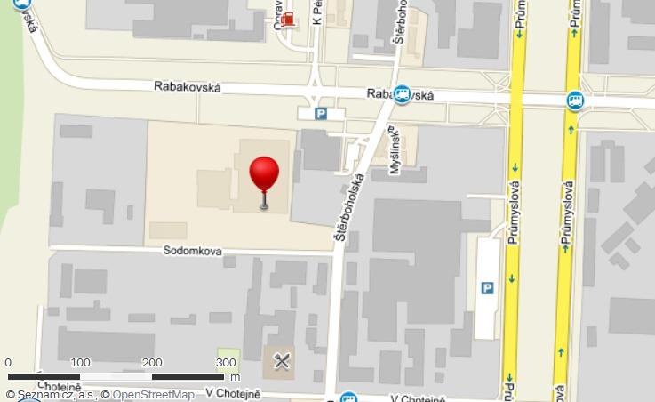 Kde sídlí SK ČR